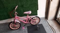 Título do anúncio: Bicicleta da barbier aro 14 só 250