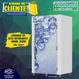 Título do anúncio: Câmara de gelo Refrimate 1800L 220v Nova Frete Grátis