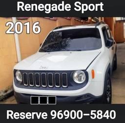 Jeep Renegade 2016 Sport Oportunidade