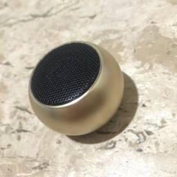 Caixinha de som stério