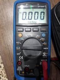 Multimetro Digital Detector Tensão True Rms Et-1649 Minipa
