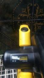 soprador e aspirador a bateria