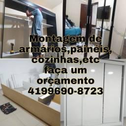 Título do anúncio: JL MONTAGEM DE MÓVEIS BARATEZA