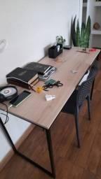 Título do anúncio: Escrivaninha home office Sobe medida faça seu orçamento