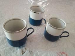 Xícaras de café antiguidade