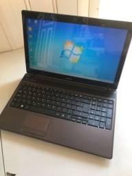Título do anúncio: Notebook acer 4gb de ram 500 de Hd