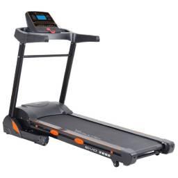 Esteira Ergométrica Evo 2800 Praticar Fitness -18 km/h- 25 programas de exercícios