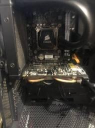 Kit Placa Mãe Biostar H310mhp,i3 9100F e 8GB de RAM rgb