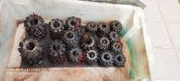 Peça para máquina de fresa