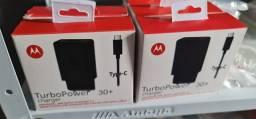 Carregador Motorola tipo C