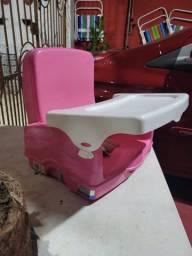 Título do anúncio: Cadeira de alimentação portátil