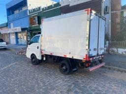 Título do anúncio: Caminhão HR 2021 com Baú Refrigerado