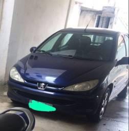 Título do anúncio: Peugeot 206 gnv 00