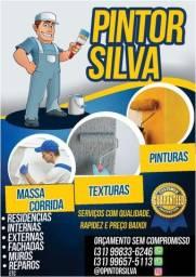 Título do anúncio: Pintor Silva