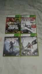 Jogos para Xbox 360 vendo ou troco