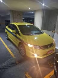 Taxi  honda civic