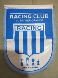 Flâmula do Racing Club da Argentina Original Nova