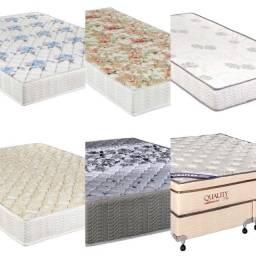 Título do anúncio: colchões e cama box em promoção