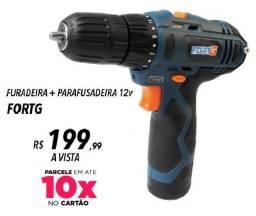 Título do anúncio: Parafusadeira 12v Nova FortG Nova Entregamos em Toda Campo Grande