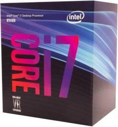 Kit gamer 8° geração , i7 8700 + z370m plus gaming