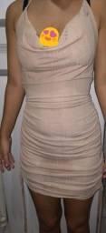 Vestido blogueirinha