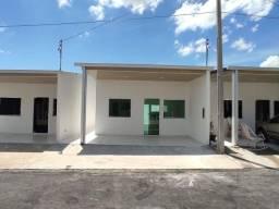 Casa nova 2qt, pronta pra morar, condomínio fechado