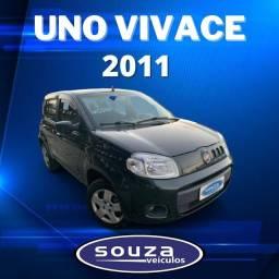 UNO 2010/2011 1.0 EVO VIVACE 8V FLEX 4P MANUAL