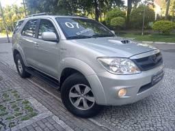 Toyota Hilux Sw4 2007 Srv Blindada n3a 3.0 turbo diesel+aut+toplinha+un.dono+nova!!!