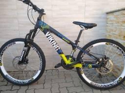 Bicicleta viking x tuff 25