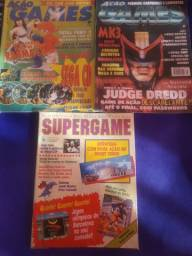 Título do anúncio: Revistas de Vídeo Games década de 90