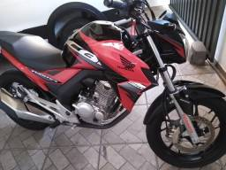 Título do anúncio: Honda CBX Twister 2019