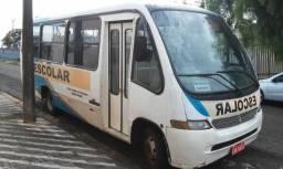 Micro Ônibus 2002 Marcopollo Senior 914 Escolar 28 Lugares - 2002