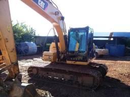 Escavadeira hidráulica CAT312 - 2012