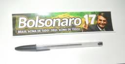 Kit 10 Adesivos do Bolsonaro