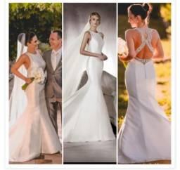 Vestido de noiva grife Pronovias
