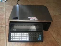 Balança digital Elgin com etiquetadora modelo SM100 - Telefone 999572552