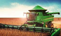 Contratamos Prestadores de Serviços de Colheita de Soja