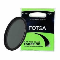 Filtro Nd Fader 77mm Fotga Slim Wide Brand