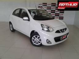 Nissan March SV 1.6 Arthur Veiculos - 2016