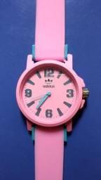 4ad24467d6d Relógio Feminino Adidas Rosa