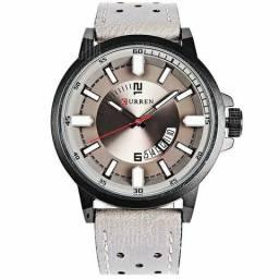 053d2260982 Relógio masculino quartz com datador