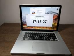 """Usado, Macbook Pro 15"""" QuadCore 2Chips de Video 240SSD +8GB Ram comprar usado  Guarulhos"""