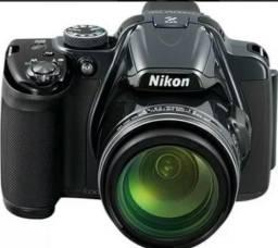 Câmera Nikon p520 (51)997002661