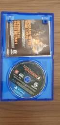 Jogo PS4 - Tom Clancy's