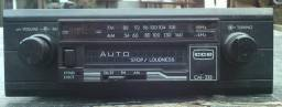 Rádio toca fitas CCE