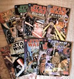 Coleção de Mangá do Star Wars