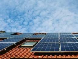 Instalação de placas solares