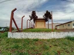 Edificação 525m² de área de terreno, Novo Barreiro/RS