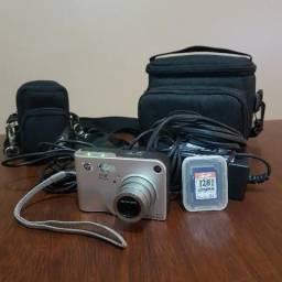 Câmera Digital HP Photosmart R507 4.1 MP + Bolsa