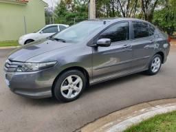 Honda City Lx Automático 2011 - 2011
